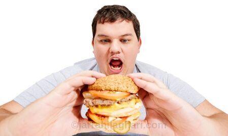پرخوری عصبی چیست ؟